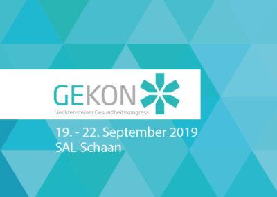 GEKON – Liechtensteiner Gesundheitskongress