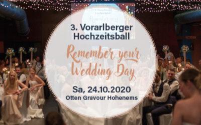 3. Vorarlberger Hochzeitsball