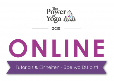 Teresa Summer – The Power of Yoga – goes online