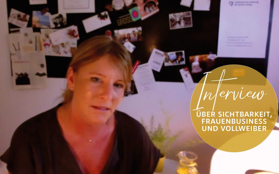 Interview mit mir