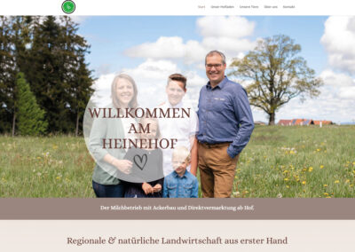 Familie Bereuter, Heinehof, Möggers