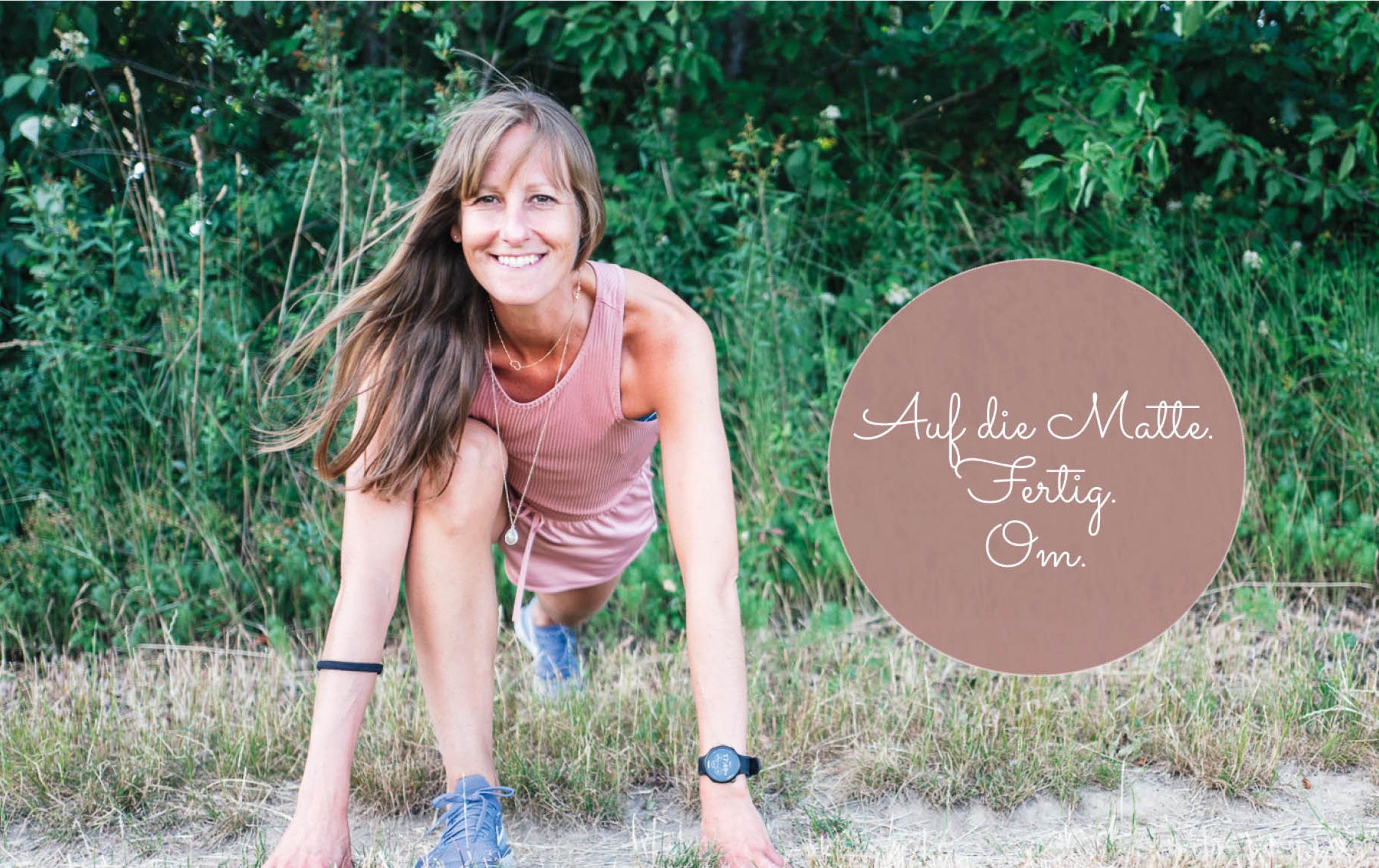 Helga Leeb, Yogalehrerin