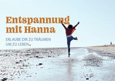 Entspannung mit Hanna von Brocken