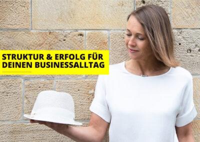 Annett Tschierschke- Johne: Struktur und Klarheit im Business